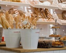 merchandising panaderia